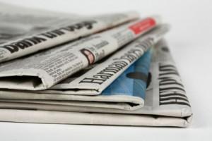 újságpapír
